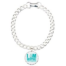 Unstoppable Ovarian Cancer Bracelet