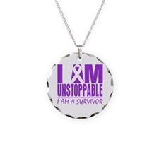 Unstoppable Pancreatic Cancer Necklace