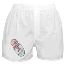 Bundle Of Joy Boxer Shorts