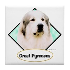 Pyr 2 Tile Coaster