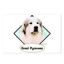 Pyr 2 Postcards (Package of 8)