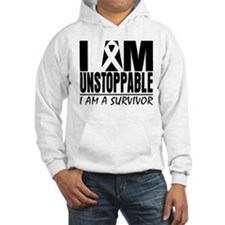 Unstoppable Skin Cancer Hoodie