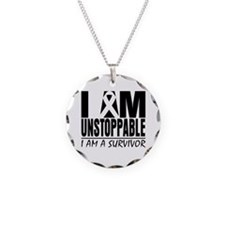 Unstoppable Skin Cancer Necklace