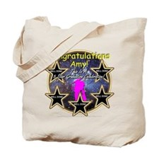 Grad Girls Amy: 0002 Tote Bag