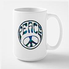 Peace - Mellow Large Mug