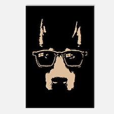 Dobe Glasses Postcards (Package of 8)
