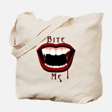 Vampire Girl Tote Bag