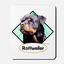 Rottie 3 Mousepad