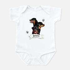 Rottie 4 Infant Creeper