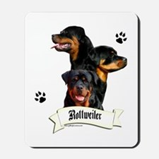 Rottie 4 Mousepad