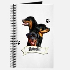 Rottie 4 Journal