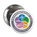 """Transportation YOU 2.25"""" Button 10-Pack"""