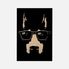 dobe-glasses-LTT.png Rectangle Magnet