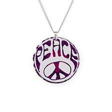 Peace - Deep Necklace