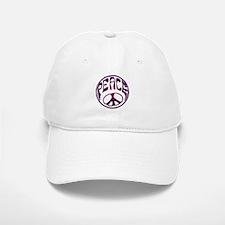 Peace - Deep Baseball Baseball Cap