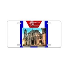 catedral.png Aluminum License Plate