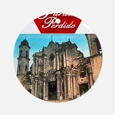 catedral.png Ornament (Round)