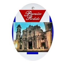 catedral.png Ornament (Oval)