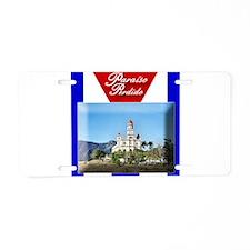 el cobre.png Aluminum License Plate