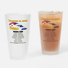 BASEBALL TERMS copy.png Drinking Glass