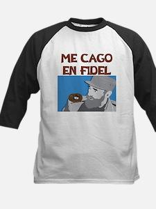 ME CAGO EN FIDEL.png Tee