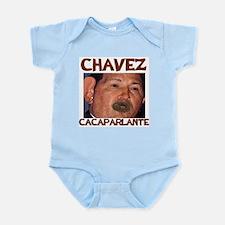 CHAVEZ CACAPARLANTE .png Infant Bodysuit