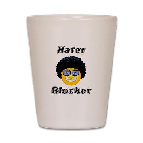 hater blocker.png Shot Glass