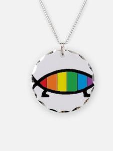 Gaytheist Necklace