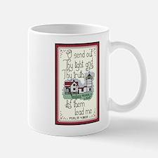 Nubble Lighthouse Mug with Bible Verse