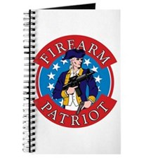 FirearmPatriot Logo Journal