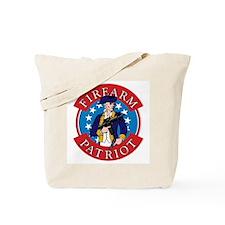 FirearmPatriot Logo Tote Bag