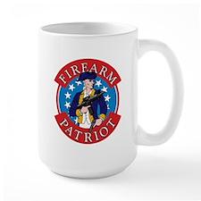 FirearmPatriot Logo Mug