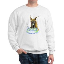 Dane Birthday Brindle Sweatshirt