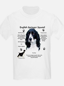 Springer 1 Kids T-Shirt