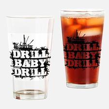 Cute Oilfield Drinking Glass