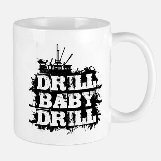 DrillBabyDrill Mugs