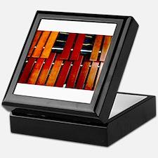 Marimba Keepsake Box