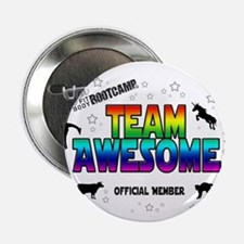 "Team Awesome 2.25"" Button"