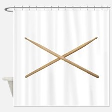 DRUMSTICKS III™ Shower Curtain