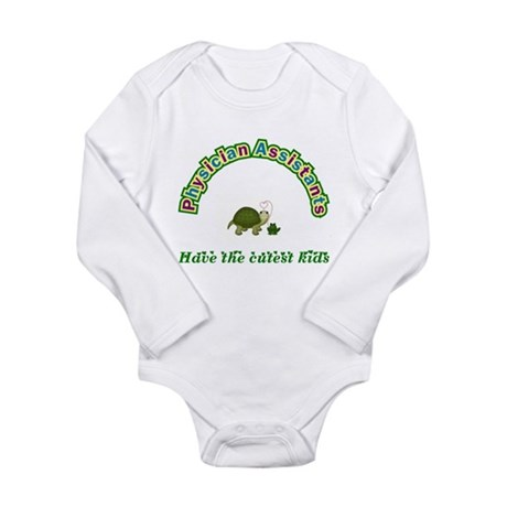Physician Assistant Baby Clothes Body Suit