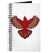 Beadwork Cardinal Journal