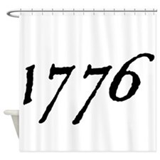 DECLARATION NUMBER TWO™ Shower Curtain
