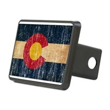 Colorado Flag Hitch Cover