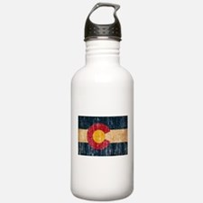 Colorado Flag Water Bottle