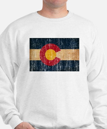 Colorado Flag Jumper