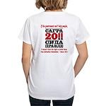 Sagra Women's V-Neck T-Shirt