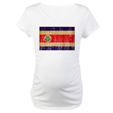 Costa Rica Flag Shirt