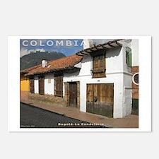 Casa en La Candelaria Postcards (Package of 8)