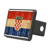 Croatia flag Hitch Covers