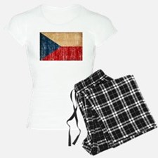 Czech Republic Flag pajamas